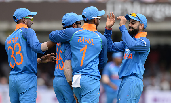 India plays eight ODIs against the Trans-Tasman rivals | Getty