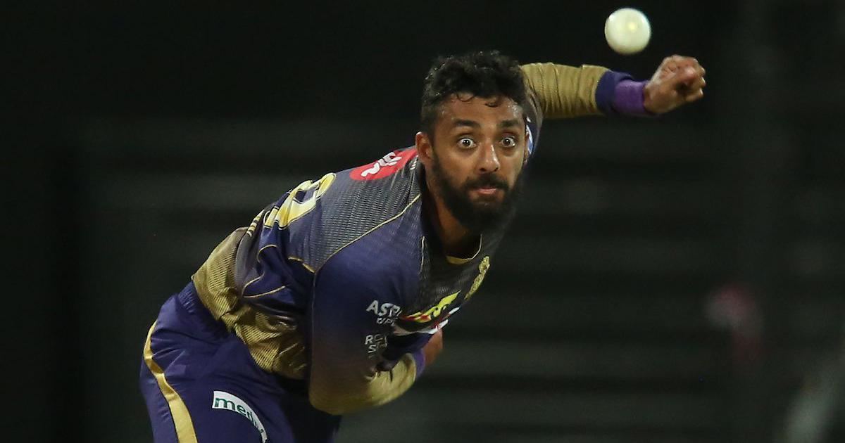 Varun Chakravarthy is one of the two players to test COVID positive   BCCI-IPL