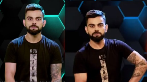 WATCH: Virat Kohli comes up with the final round of his quiz