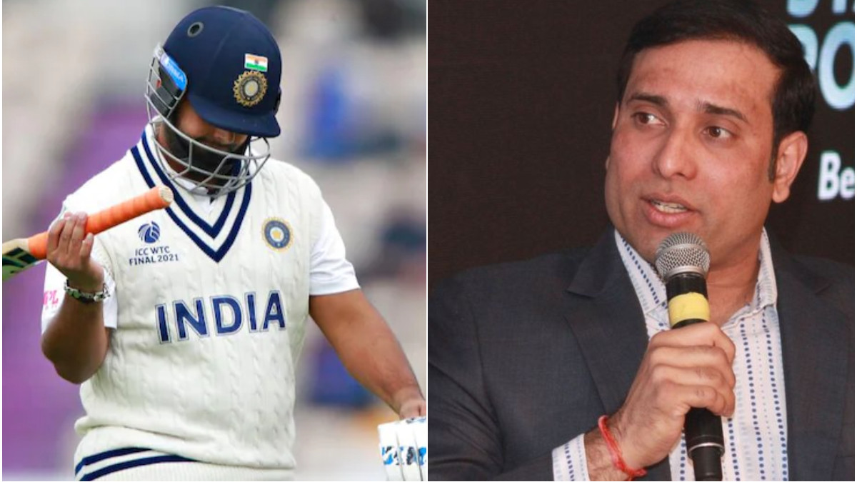 WTC 2021 Final: VVS Laxman says Rishabh Pant could have stamped his authority here as he did in Australia