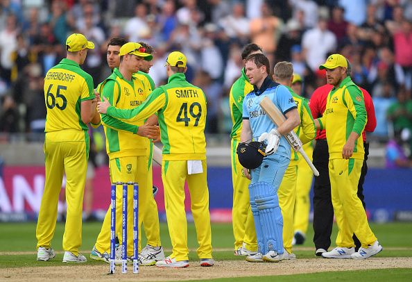 Australia lost semi-final to England | Getty Images