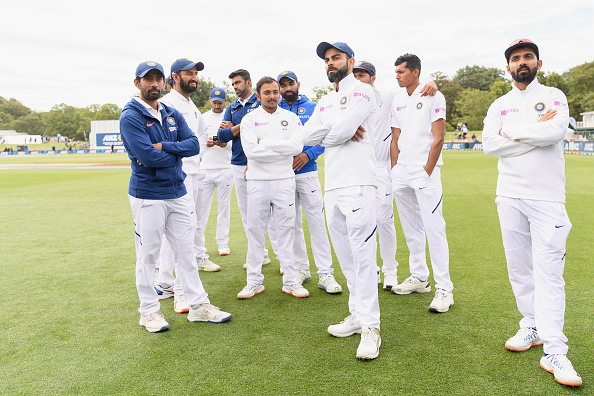 Team India's next Test assignment will be against Australia down under 2020-21 | Getty