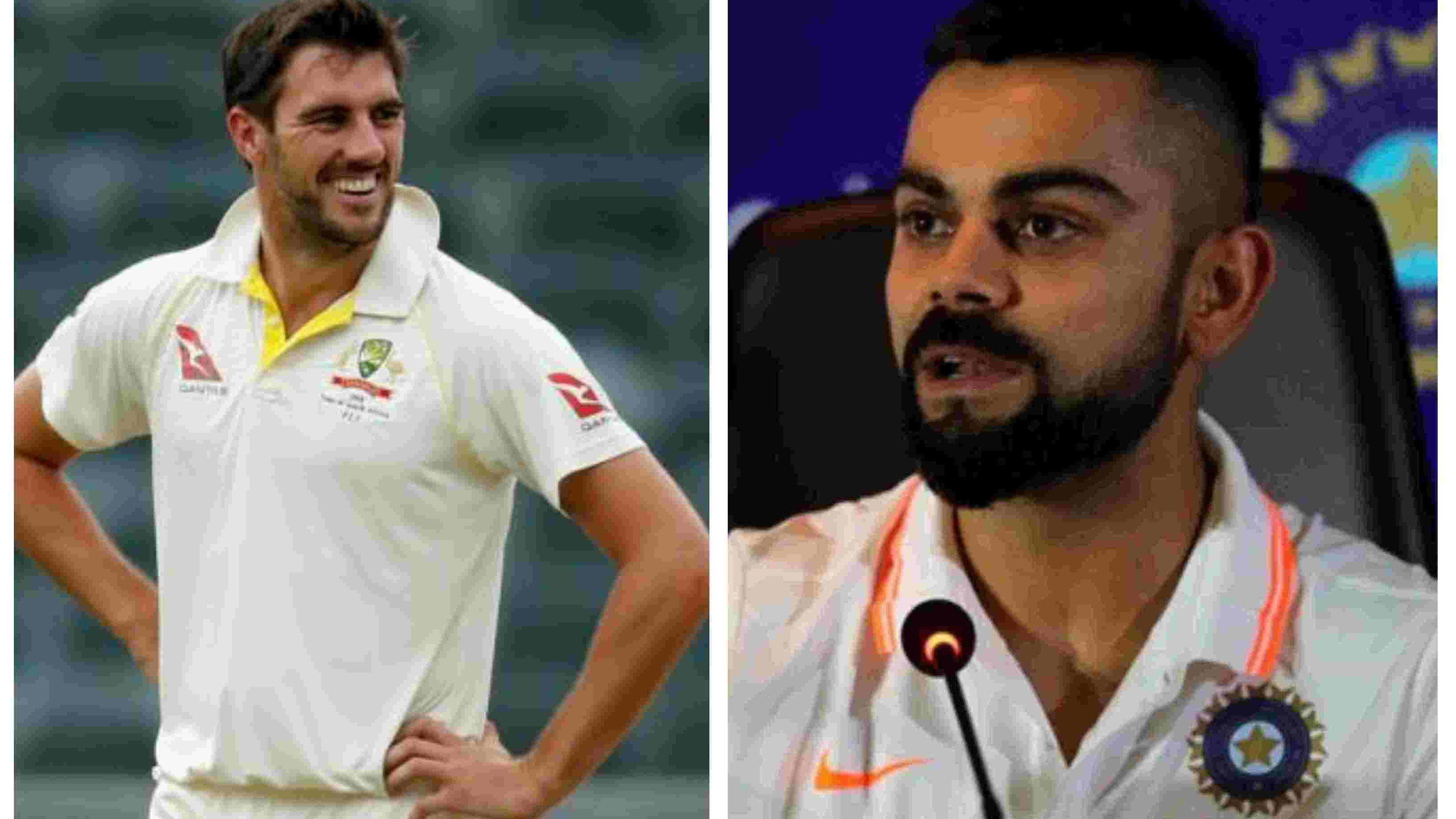 AUS v IND 2018-19: I will be surprised if Virat Kohli doesn't get into confrontations, says Pat Cummins