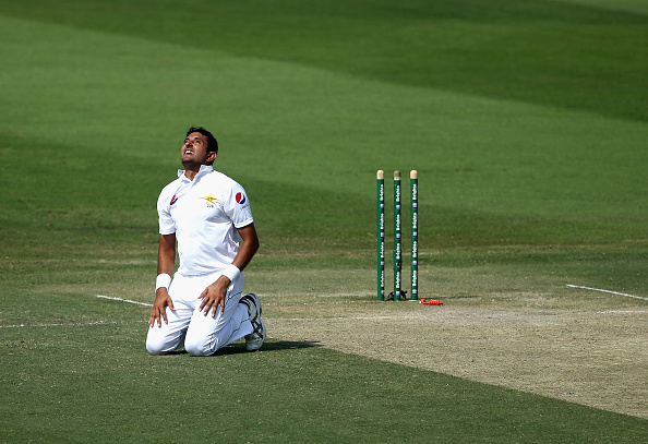 Mohammad Abbas says he has a firm belief in Almighty Allah | Getty Images