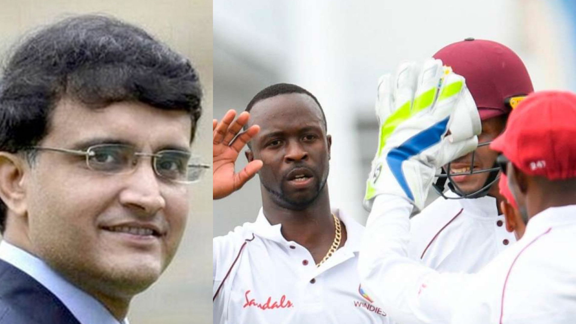 IND v WI 2018: Sourav Ganguly says work cut out for Windies in the Test series