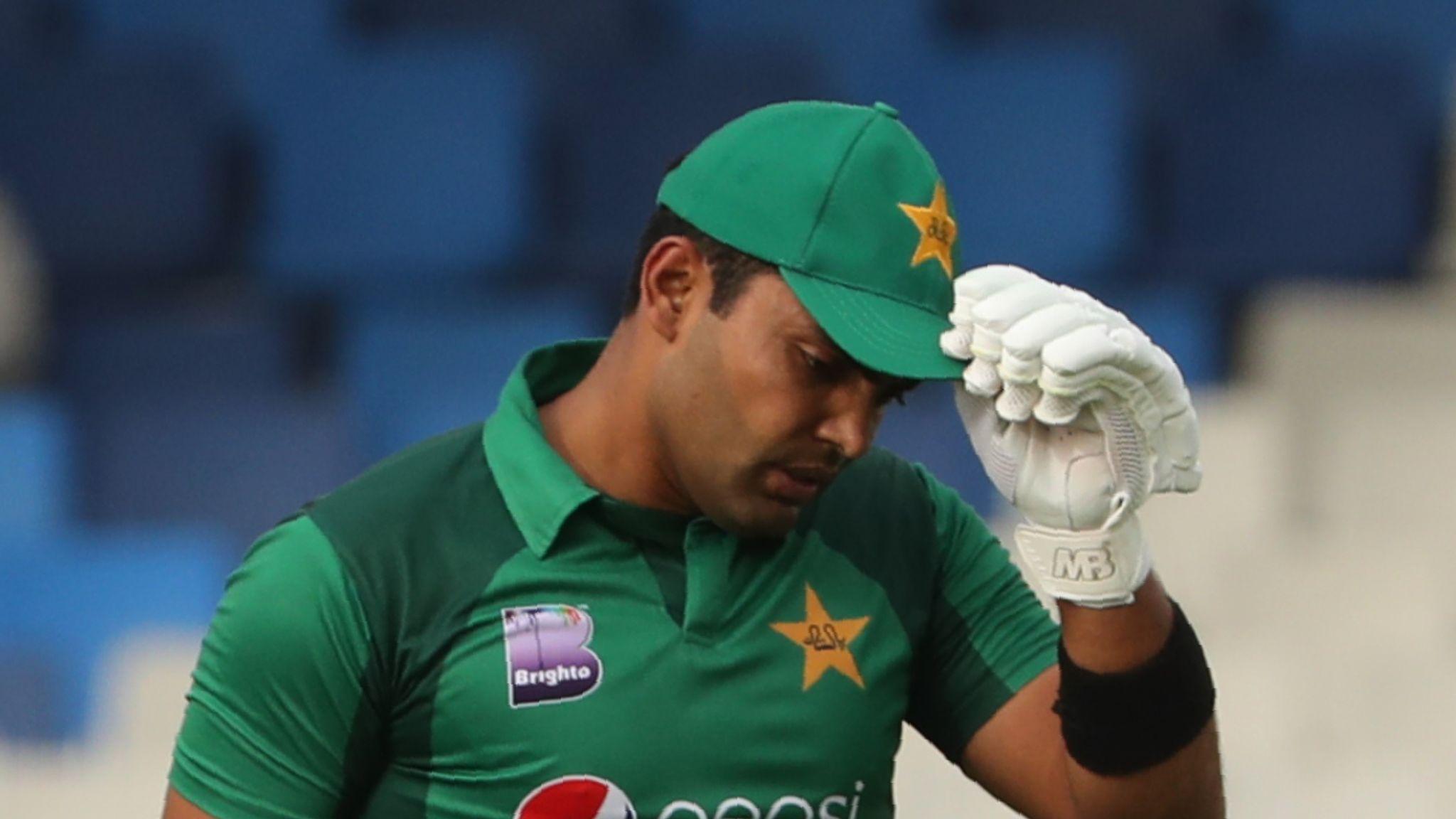 Umar Akmal | AFP