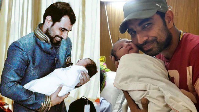 Mohammed Shami plans to take legal action for daughter's custody