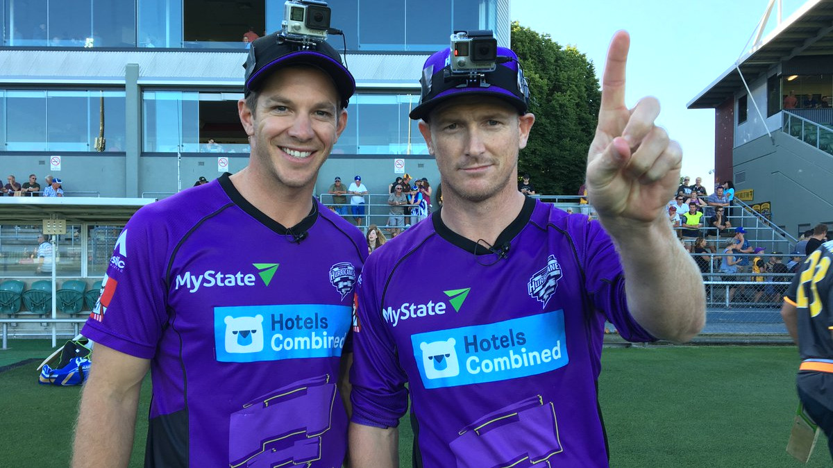 Tim Paine commands everyone's respect in Australian Cricket, says George Bailey