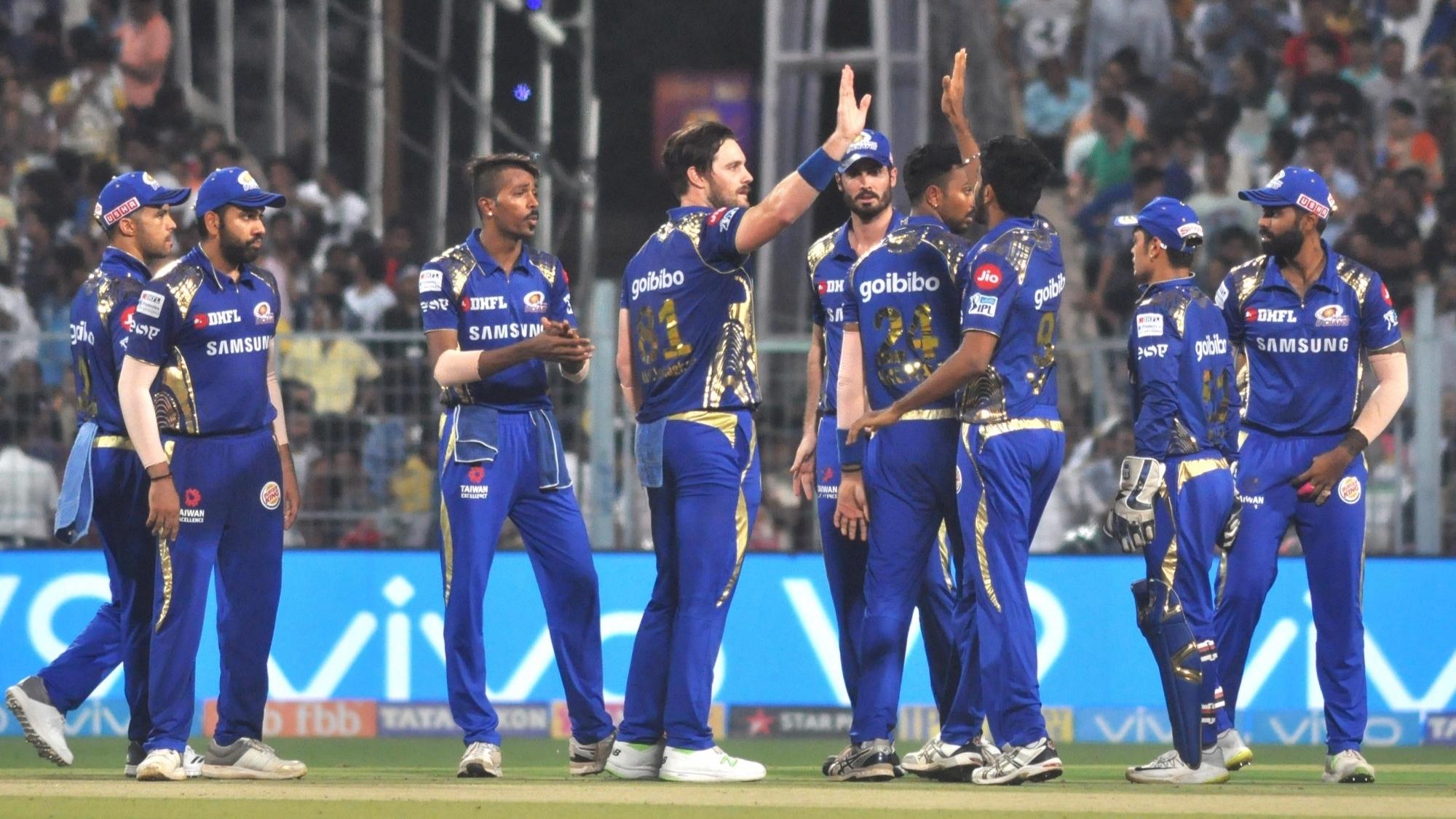 IPL 2018: KKRvMI- मुंबई इंडियंस ने 102 रनों से दी कोलकाता नाइटराइडर्स को मात