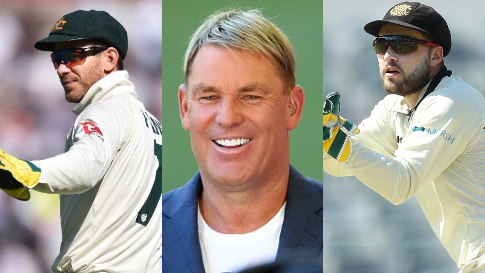 Shane Warne picks Josh Inglis as Tim Paine's successor for Australia in Tests