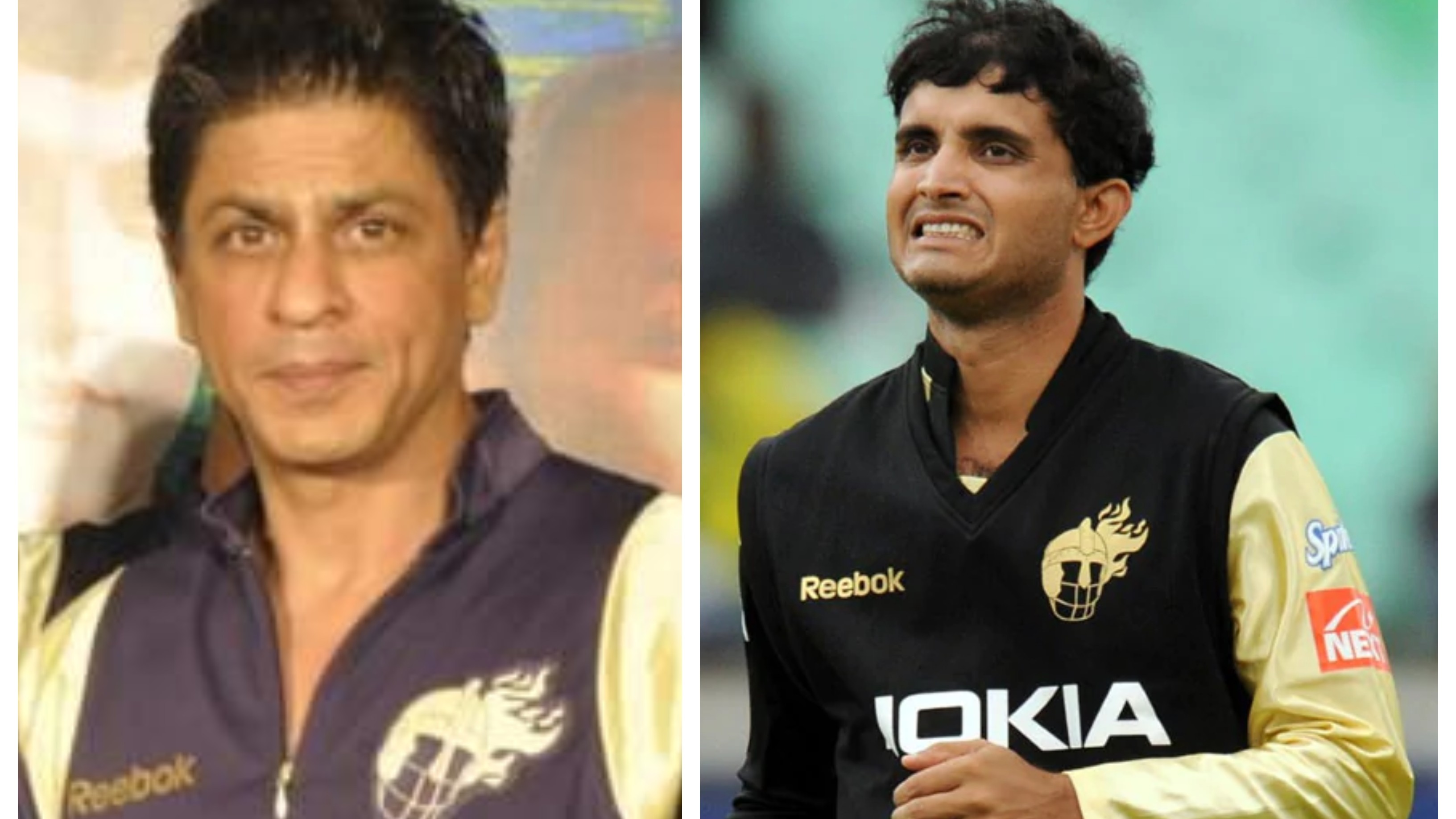 'Told Shah Rukh Khan to give me a free hand as KKR captain, didn't happen': Sourav Ganguly