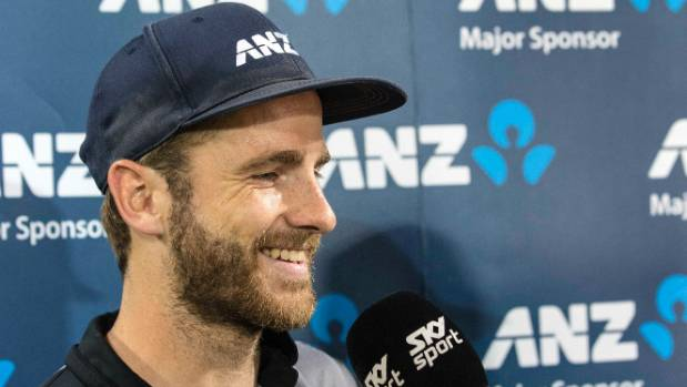 Kane Williamson credits team after a winning a must win game against England