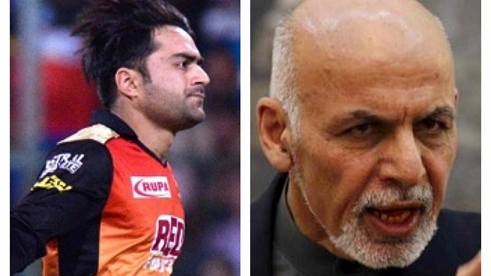 IPL 2018: Afghanistan President Ashraf Ghani refuses to part ways with Rashid Khan, as fans request Indian citizenship for him