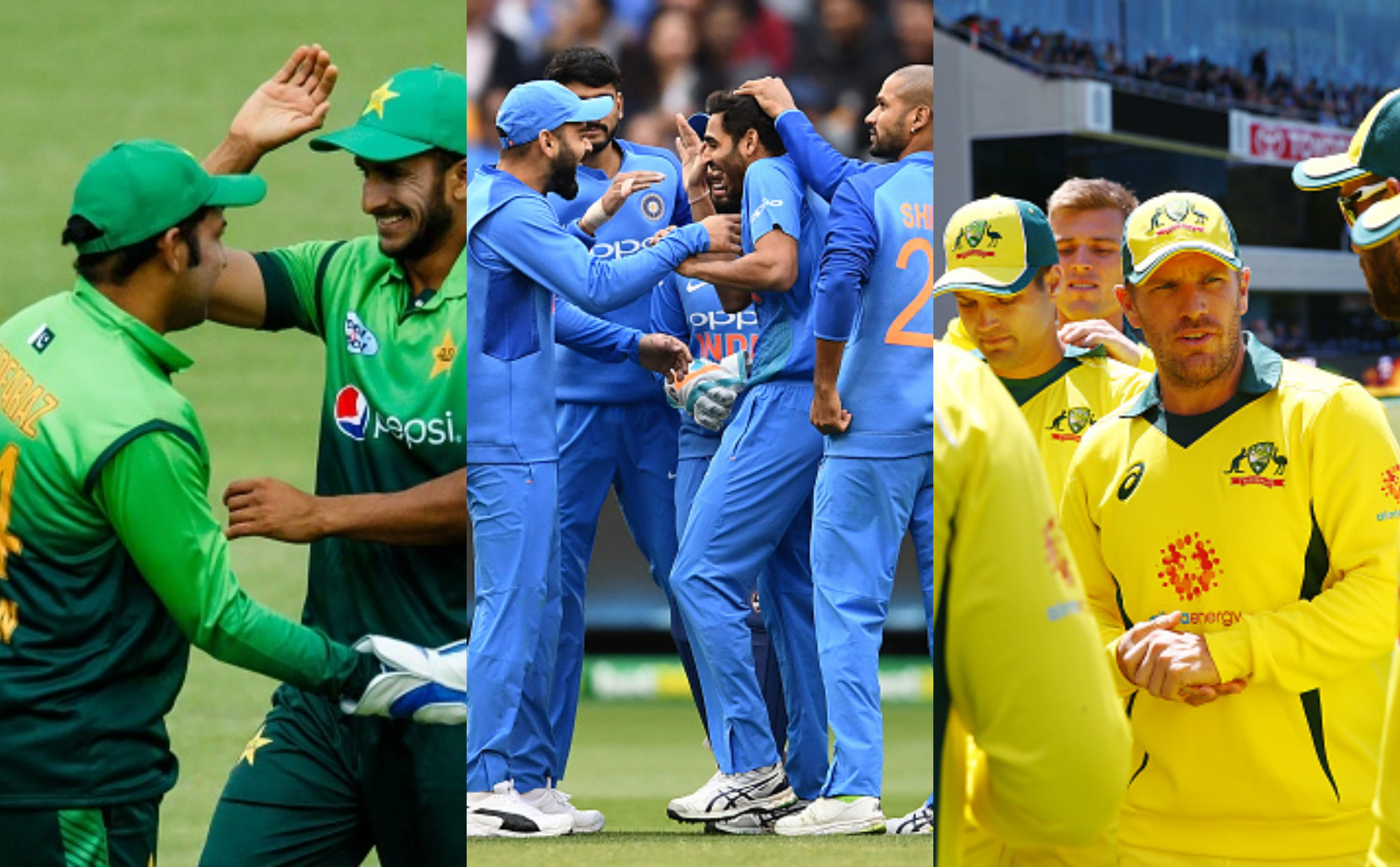 England, India and Pakistan favourites to win the 2019 Cricket World Cup | Getty Images
