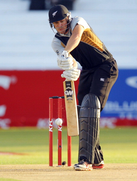 Fulton, represented New Zealand in 23 Tests, 49 ODIs and 12 T20Is, scoring over 2400 runs across formats | Getty