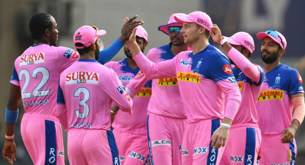 Rajasthan Royals finished at last spot in IPL 2020 points table | AFP