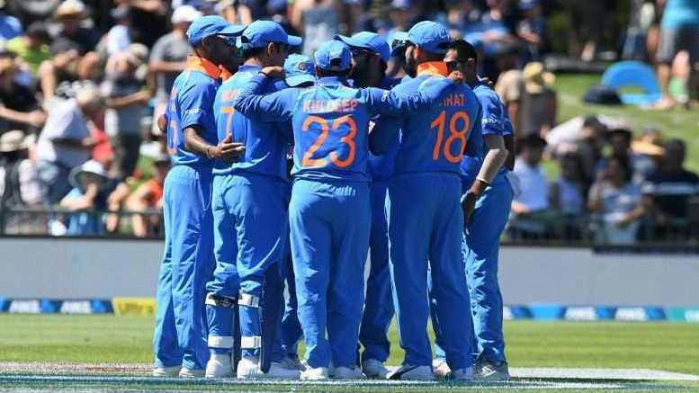 NZ v IND 2019 : Second ODI - Statistical Highlights