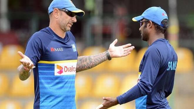 निक पोथास ने श्रीलंका क्रिकेट के साथ अपने करार को किया समाप्त