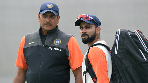 ENG vs IND 2018: Disagreement on tour practice matches between Ravi Shastri and Virat Kohli