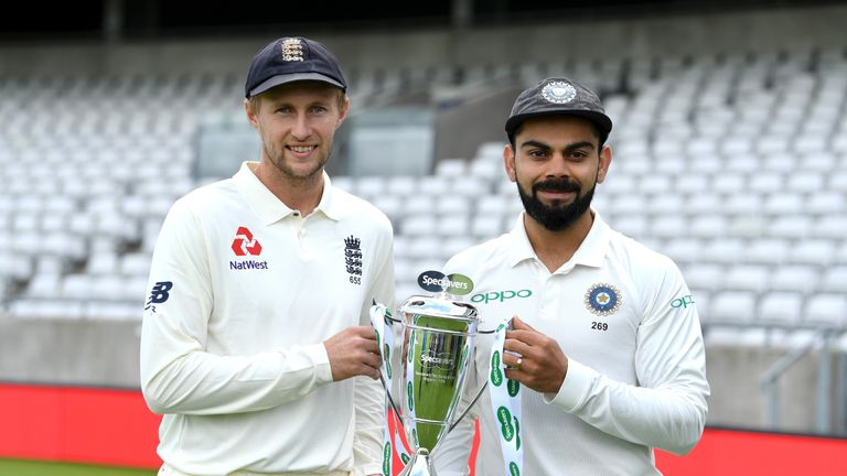 England to face India in five-Test series at home in Aug-Sept 2021 | Sky Sports