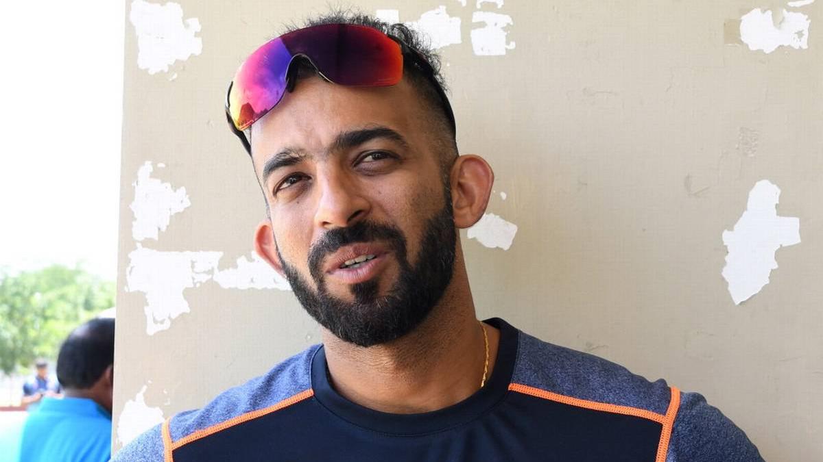 Faiz Fazal to captain Vidarbha in the Vijay Hazare Trophy 2021