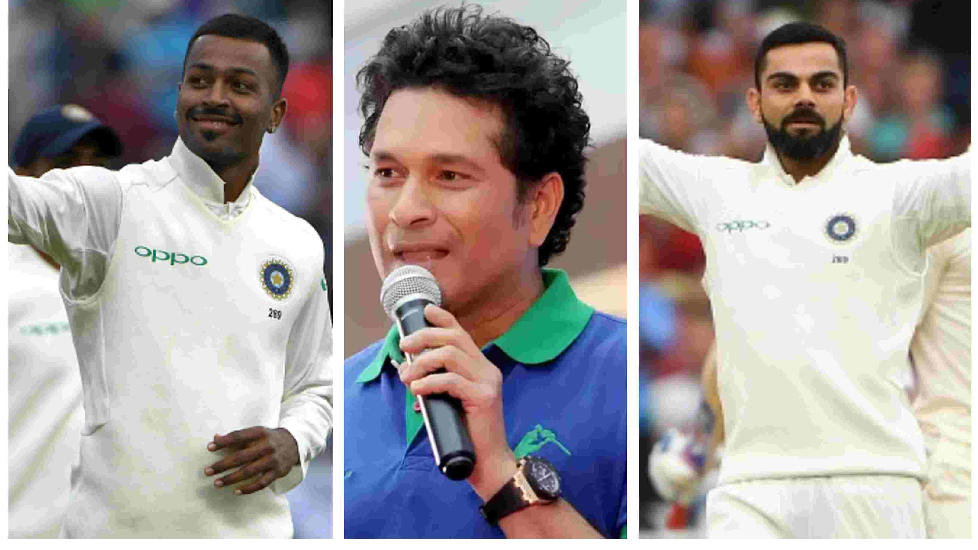 ENG v IND 2018: Kohli and Pandya should have shared Man of the Match in Nottingham Test, reckons Sachin Tendulkar