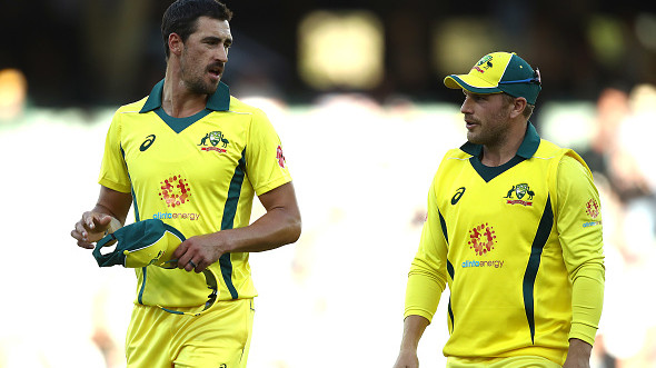 IND v AUS 2019: Australia name squad for ODI series; Mitchell Starc ruled out