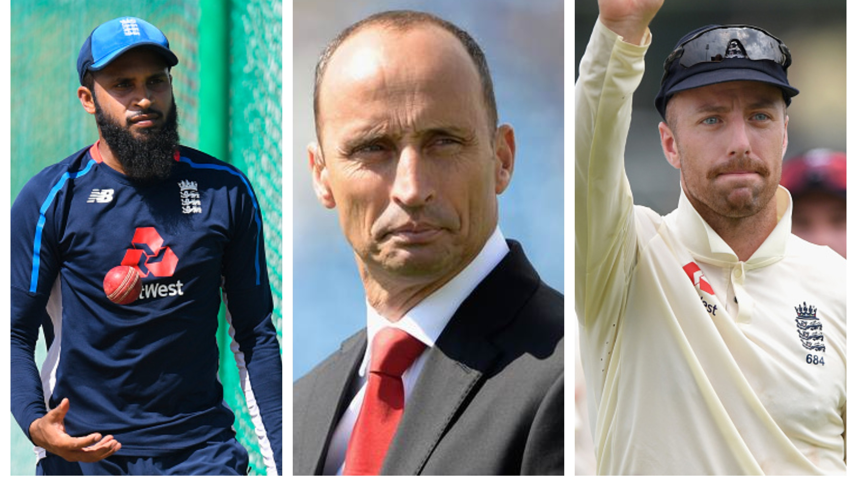 WI v ENG 2019: Nasser Hussain backs Leach to replace Rashid in Antigua