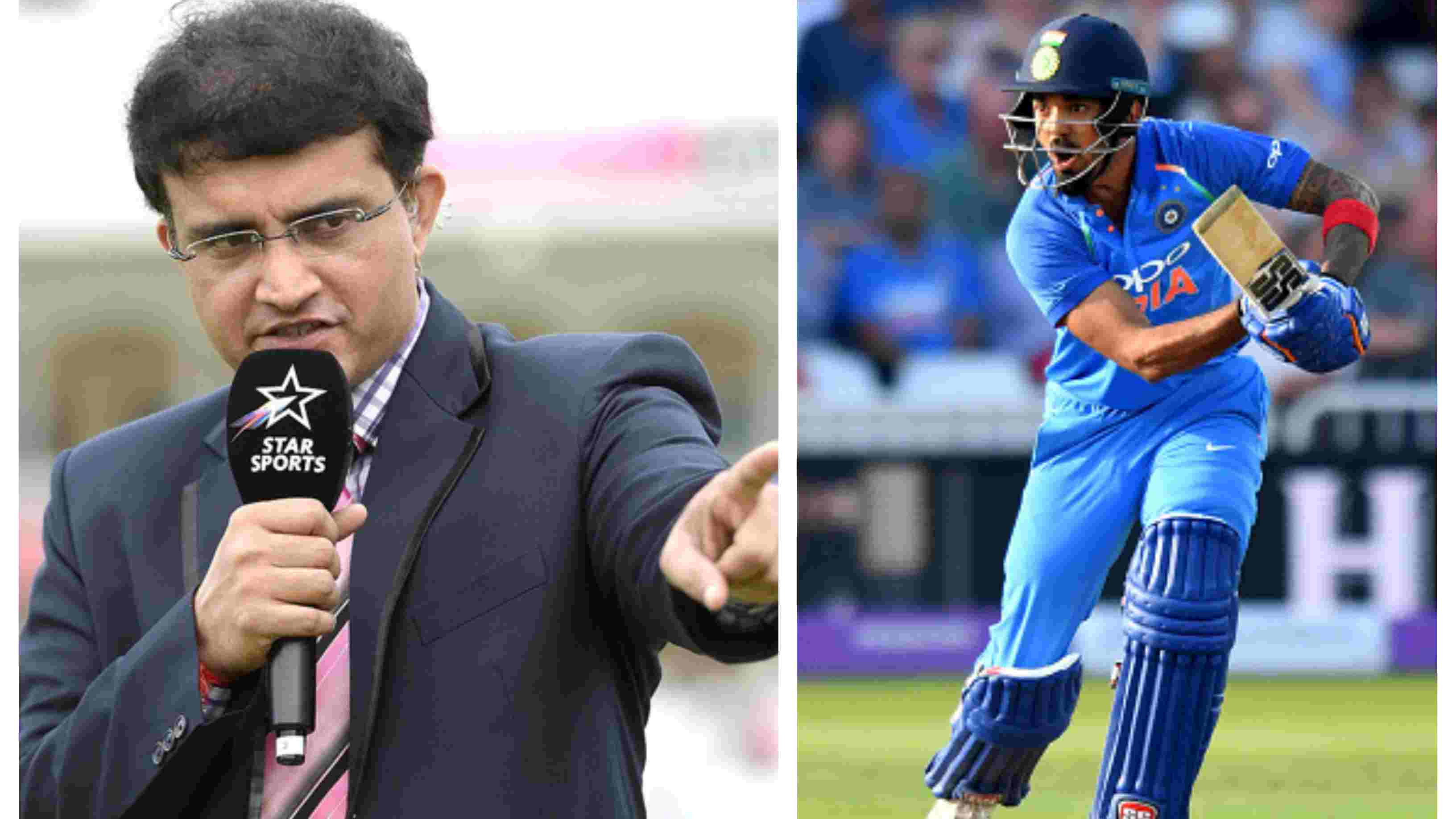 ASIA CUP 2018: Sourav Ganguly miffed by KL Rahul's omission from India's playing XI