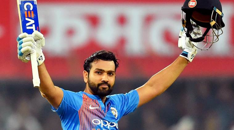 Rohit Sharma excited to lead India in the T20I series against Windies | AP