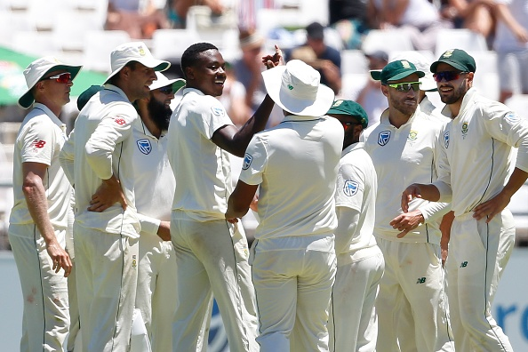 South Africa leads the three-match Test series, 2-0 | Getty