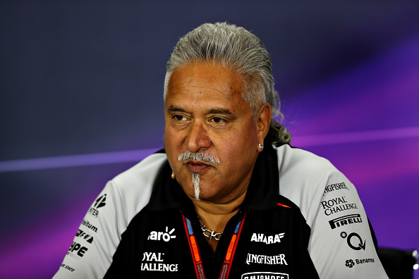 Vijay Mallya | GETTY