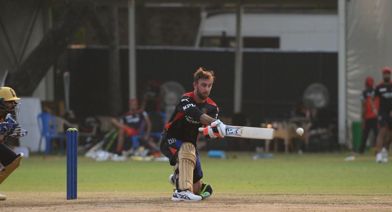 Glenn Maxwell will play for RCB in IPL 2021   RCB/Twitter