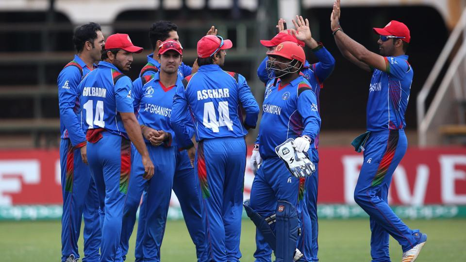 Watch- Afghanistan cricketers celebrate their ICC World Cup 2019 qualification in style