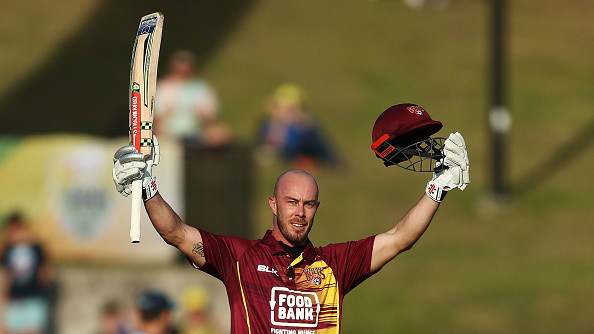 Chris Lynn to skip upcoming Sheffield Shield season