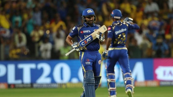IPL 2018 : Match 27 , CSK vs MI - Statistical Highlights