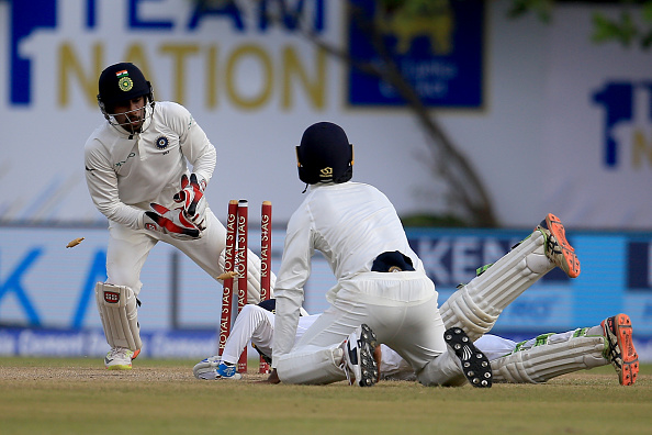 Saha has played 32 Tests for India so far | Getty