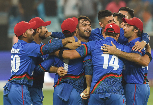 Afghanistan won everyone's heart with their overall performance in the tournament | Getty