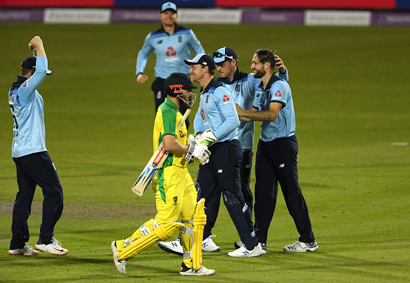 England recently hosted Australia amid pandemic | Getty Images