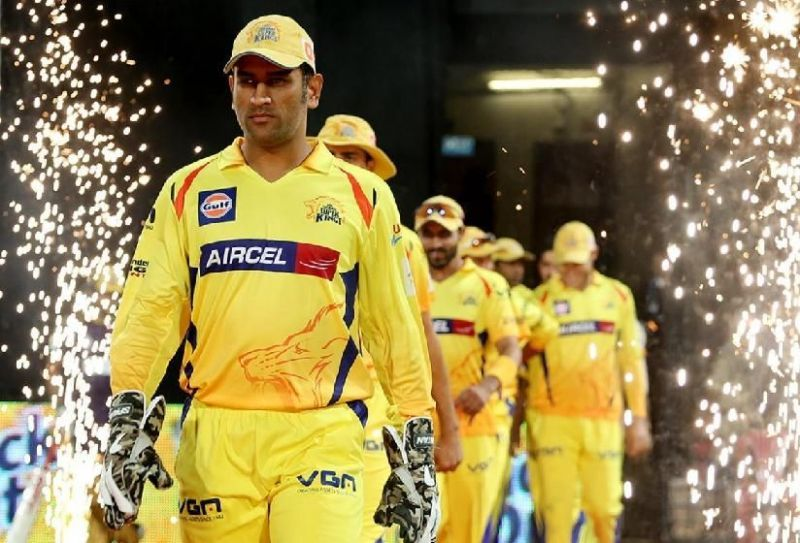 Chennai Super Kings have won two IPL titles under Dhoni | IPLT20.com