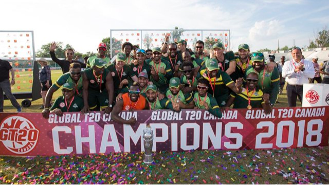 Zafar, Ahmed and Cottrell lead Vancouver Knights to Canada T20 title