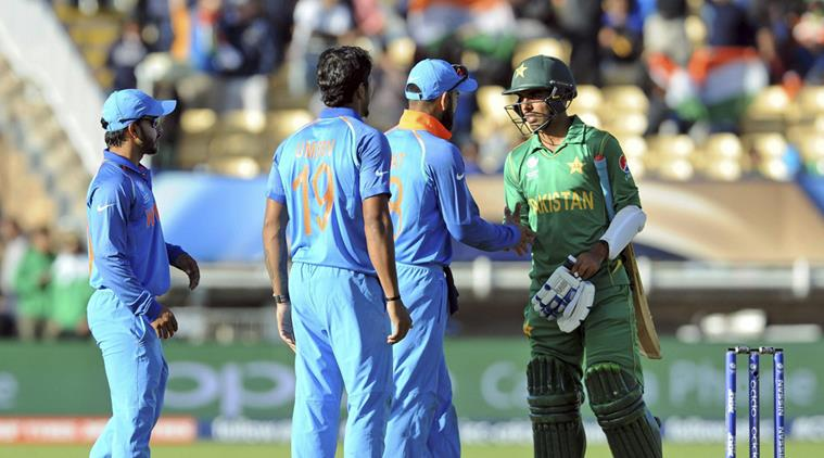 IND v Pakistan | Source Getty