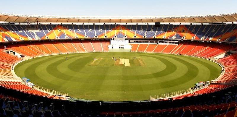 Motera stadium in Ahmedabad | Twitter