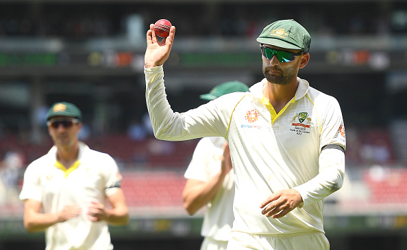 Nathan Lyon had picked up 8 wickets in the first Test at Adelaide | Getty