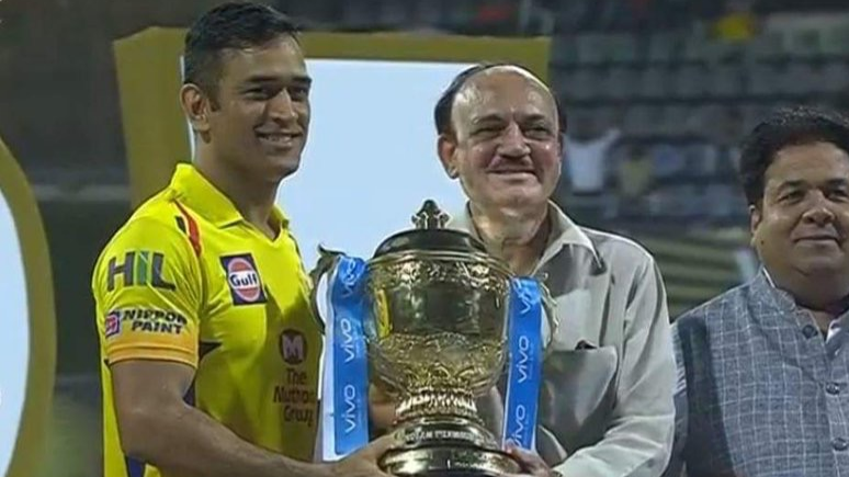 IPL 2018 Final: MS Dhoni speaks about winning the IPL title for the third time with CSK
