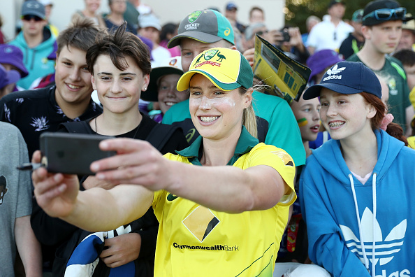 Ellyse Perry is regarded as one of the best players in the world | Getty