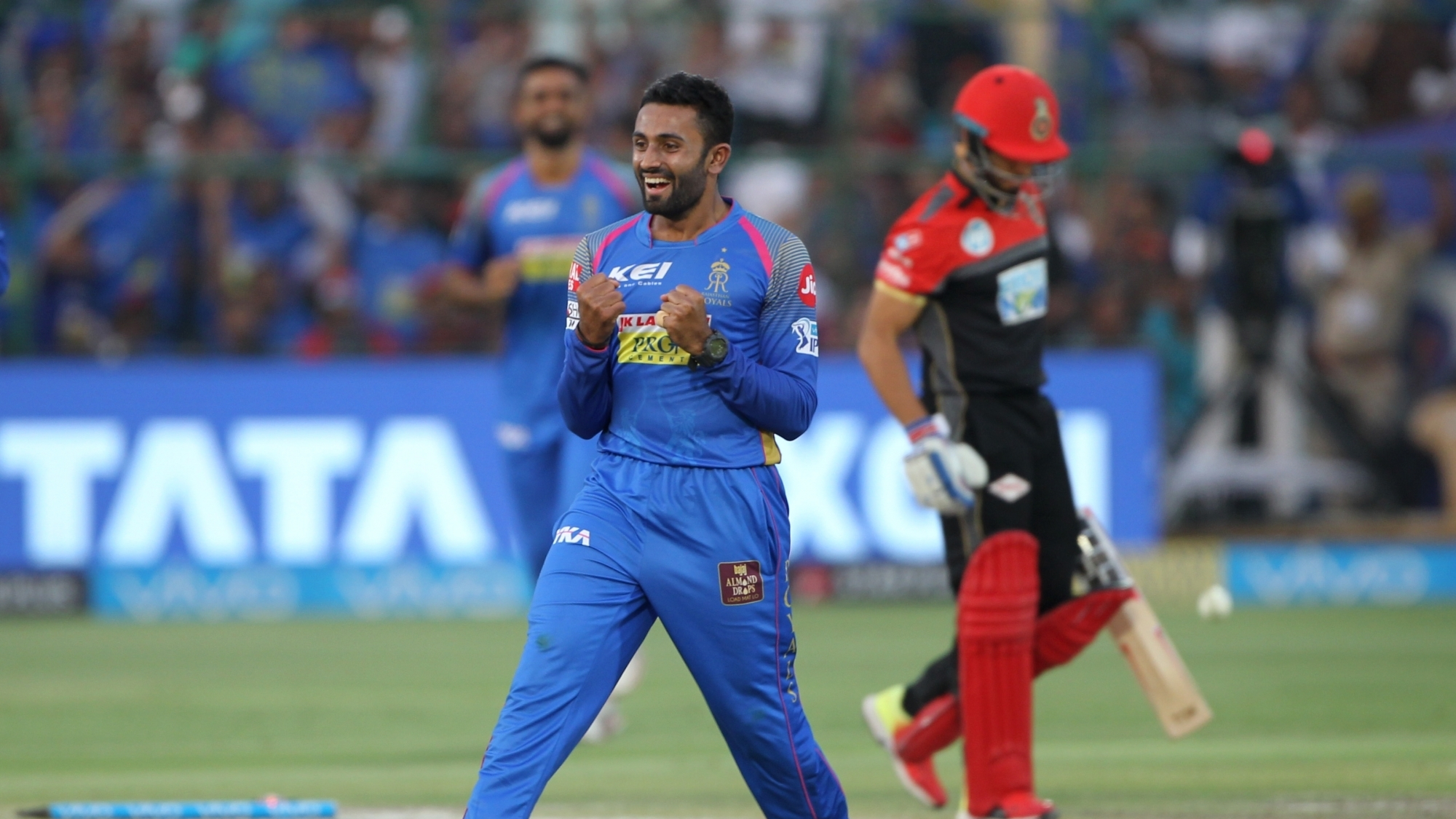 IPL 2018: I was shocked after getting AB de Villiers out, says Shreyas Gopal