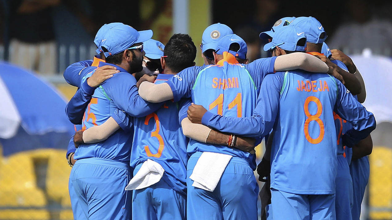 IND v WI 2018: BCCI announces Team India squad for the remaining three ODIs