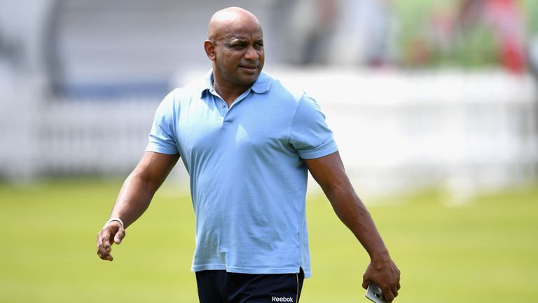 Sanath Jayasuriya | Getty