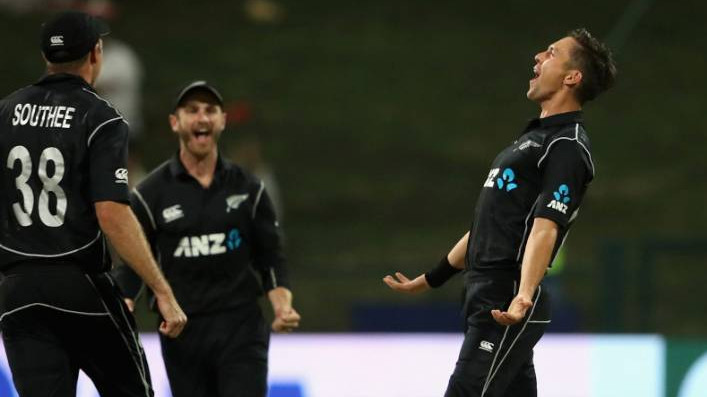 PAK v NZ 2018: Trent Boult credits his wife and new born for the hat trick